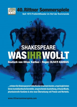 Was ihr wollt - William Shakespeare