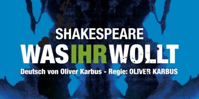 Was ihr wollt - William Shakespeare