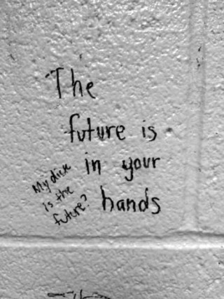 The future is in your hands