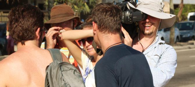 Interview mit Harro in Rio de Janeiro