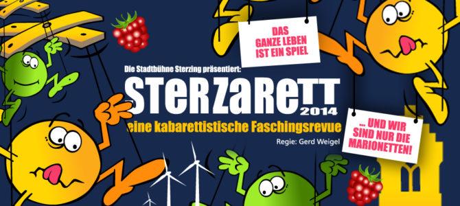 Sterzarett 2014 - Das ganze Leben ist ein Spiel!