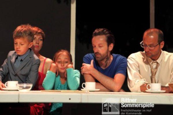 """""""Das Fest"""" - Rittner Sommerspiele 2014"""