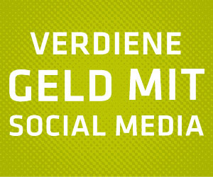 Verdiene Geld mit Social Media