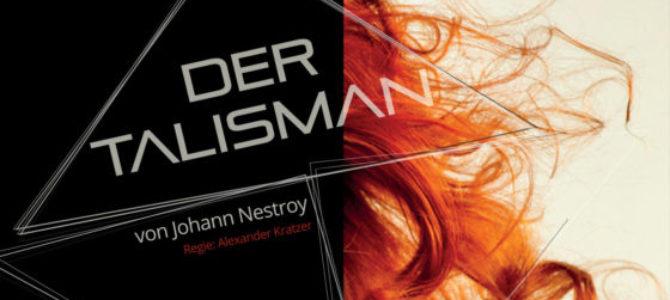 Der Talisman von Johann Nestroy - Rittner Sommerspiele 2016