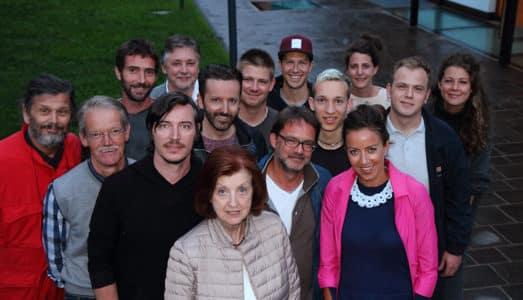 """Team 2016 """"Der Talisman"""""""