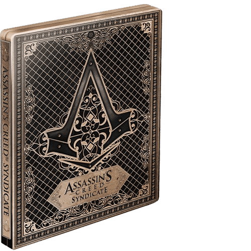 Assassins Creed Syndicate Steelbook