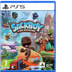 Sackboy - A Big Adventure